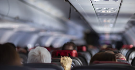Aquecimento global está causando mais turbulências em voos