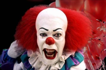 pennywise de 1990