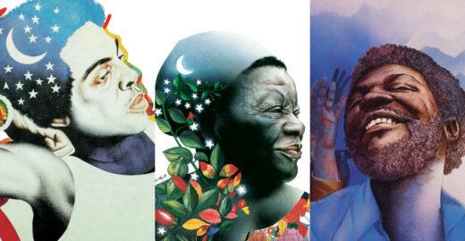 Museu Afro recebe expo com retratos de grandes artistas brasileiros
