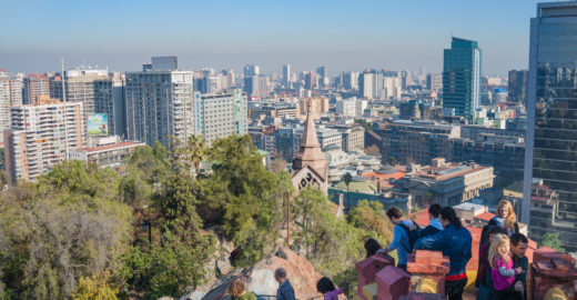 O que fazer em Santiago: 6 bairros para conhecer na capital chilena