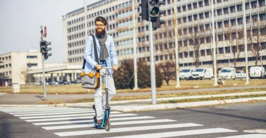 Decreto no RJ impõe regras para o uso de patinetes elétricos