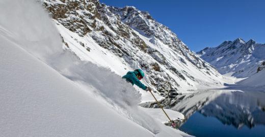 Escola de esqui em Portillo tem aula para crianças a partir de 3 anos