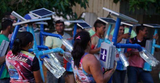 Projeto já impactou 13 mil brasileiros sem acesso a iluminação