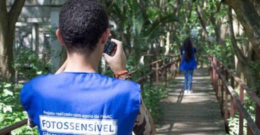 Projeto usa fotografia como inclusão social na zona norte de SP