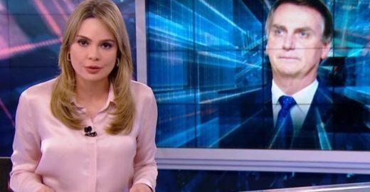 Silvio Santos já procura substituta para Sheherazade