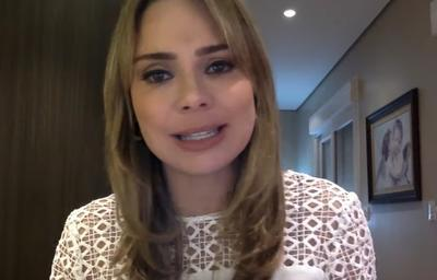 Rachel Sheherazade fala sobre afastamento do SBT Brasil