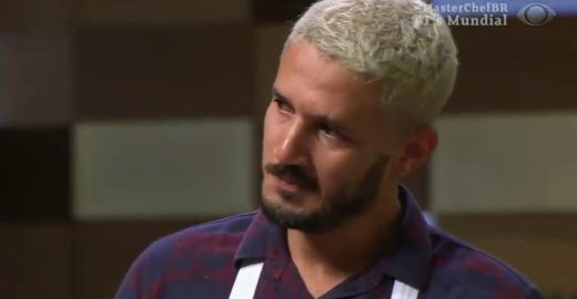 Paola Carosella faz Rodrigo chorar no Masterchef e impressiona web