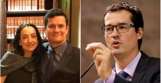 Rosangela Moro defende Dallagnol após Intercept vazar mensagens