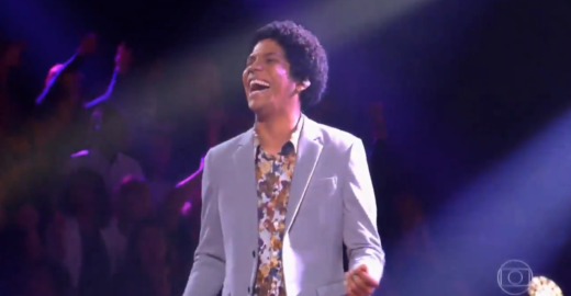 Reação de Samuel Marques ao ser aprovado no The Voice Brasil vira meme
