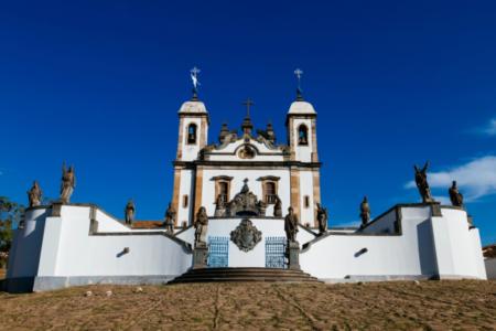 Santuário do Senhor Bom Jesus de Matosinhos, Patrimônio Cultural em Minas Gerais