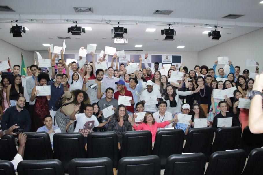Jovens em Ação da Coordenação de Políticas para Juventude
