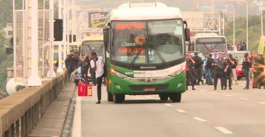 Ônibus Ponte Rio-Niterói: sequestrador é morto
