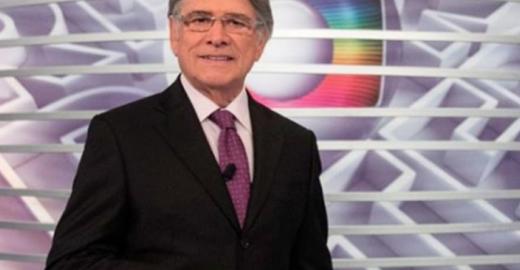 Sérgio Chapelin se pronuncia após deixar a Globo onde ficou 47 anos
