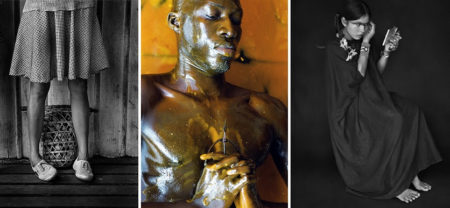 Luiz Braga (Galeria Almeida e Dale), Ayrson Heráclito (Portas Vilaseca Galeria), Sebastião Salgado (Galeria Mário Cohen)