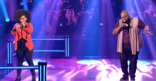 Internauta tem a melhor teoria sobre quem canta em inglês no The Voice