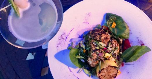Descubra pratos vegetarianos criativos e onde ficar em Punta Gorda