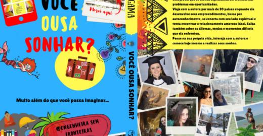 Jovem engenheira brasileira cria projeto para incentivar a leitura