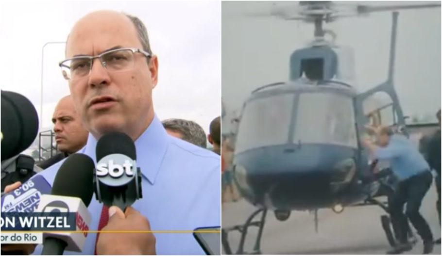 Witzel helicóptero