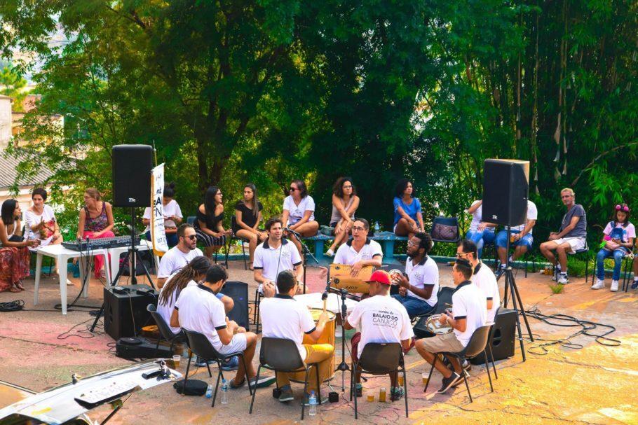 Samba do Balaio do Canjico