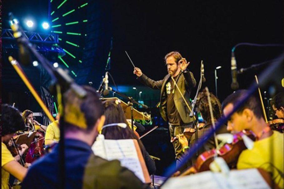 Nova Orquestra tem regência do maestro Eder Paolozzi