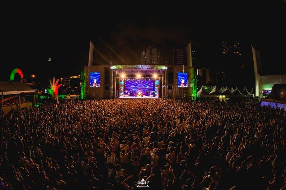 Nômade Festival 2018 - Memorial da América Latina - SP