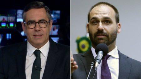 eduardo bolsonaro corrupção fábio pannuzio