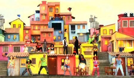 espaço favela rock in rio