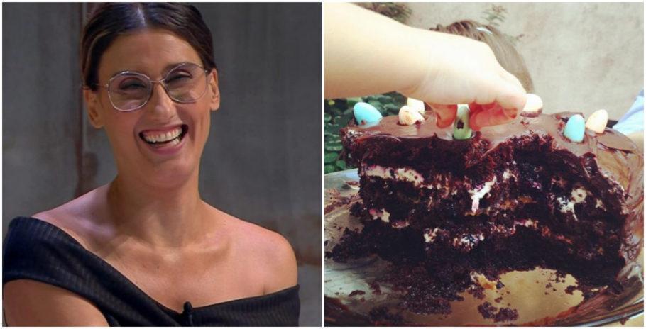 Paola Carosella Presenteia Web Com A Receita Do Seu Bolo De Chocolate