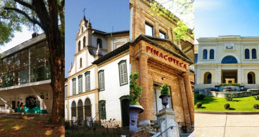 Primavera dos Museus ocupa Museu Afro Brasil, Museu de Arte Sacra, Pinacoteca do Estado de São Paulo e Museu da Imigração