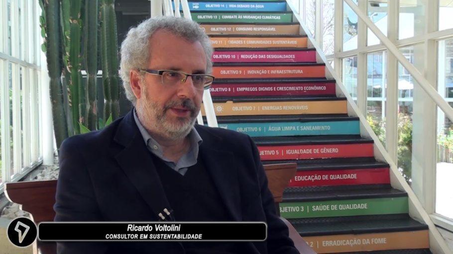 """Ricardo Voltolini é outro participante do ciclo """"Conexões"""""""