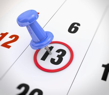 A sexta-feira 13 pode ser um dia propício para mudanças
