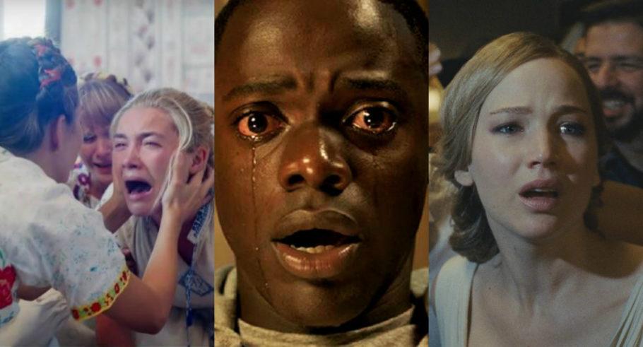 """Na sexta-fera 13 você pode curtir exibições de """"O mal não espera a noite – Mindsommar"""", """"Corra!"""" e """"Mãe"""""""