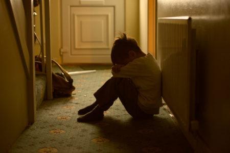 O menino relatou ter sofrido abuso sexual no banheiro da igreja