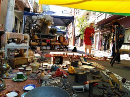feira de antiguidades do caminho dos antiquários