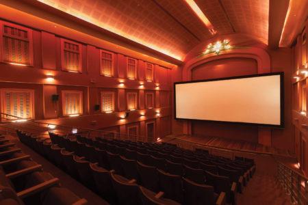 sala de cinema da cinemateca capitólio