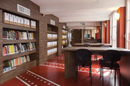 biblioteca da cinemateca capitólio
