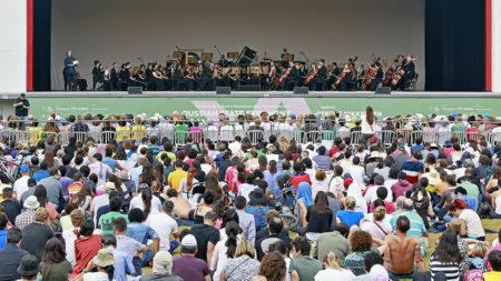 concertos gratuitos no auditorio ibirapuera acontecem com frequência