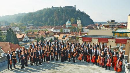 RTV Slovenia Symphony Orchestra faz concertos gratuitos para o público infantil no ibirapuera