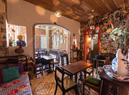 salão do espaço cultural d'venetta