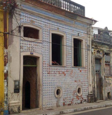 fachada do espaço cultural d'venetta