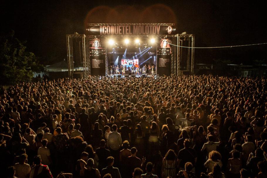 show no festival Coquetel Molotov