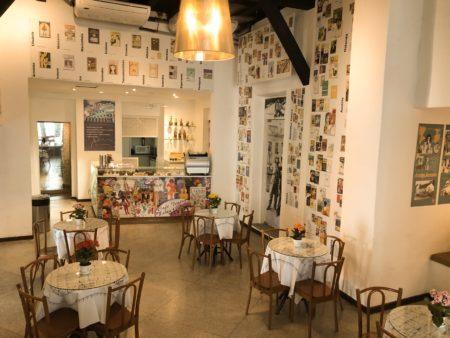 café-teatro da fundação jorge amado