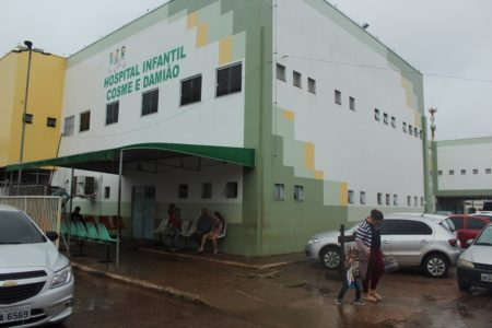 hospital para onde vítima de estupro foi levada
