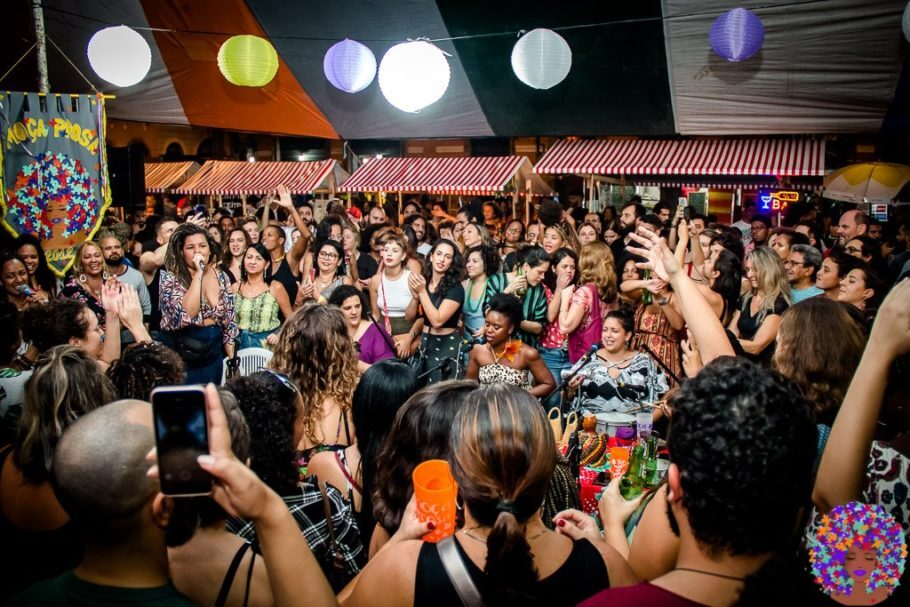 divulgação/ Facebook Moça Prosa