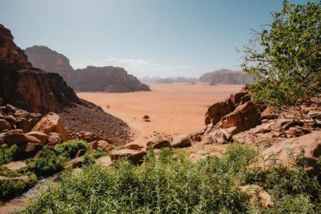 Wadi Rum Jordânia