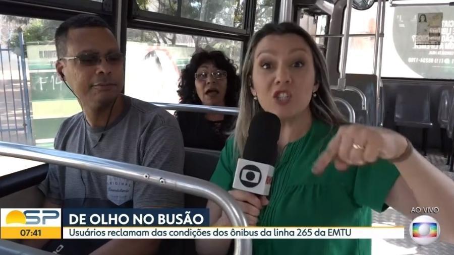 Bom Dia Cat: Jornalista Da Globo Leva Bronca De Passageira De ônibus Ao