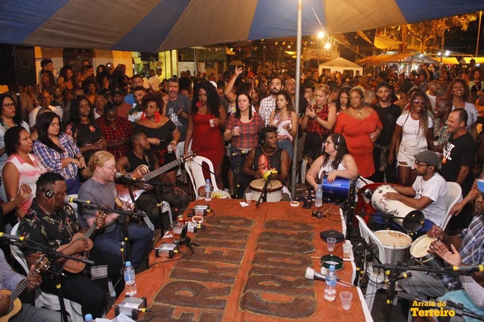 Terreiro de Crioulo faz roda gratuita no Dia da Consciência Negra