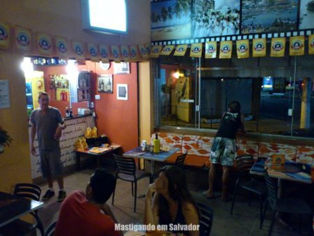 Porto Caymmi bar