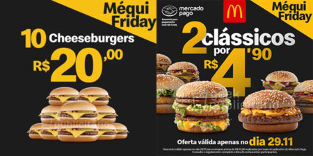 black friday mc donald's