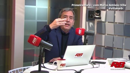 marco antonio villa rádio Bandeirantes